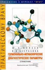 Гормонально-метаболические диагностические параметры
