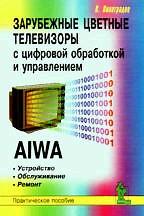 AIWA зарубежные цветные телевизоры с цифровой обработкой и управлением
