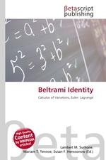 Beltrami Identity