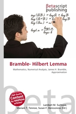 Bramble- Hilbert Lemma
