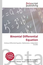 Binomial Differential Equation