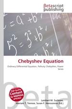 Chebyshev Equation