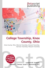 College Township, Knox County, Ohio