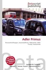 Adler Primus