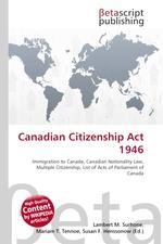 Canadian Citizenship Act 1946