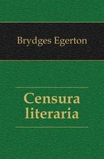 Censura literaria
