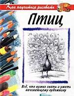 Как научиться рисовать птиц