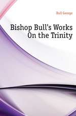 Bishop Bulls Works On the Trinity