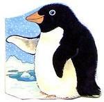 Книжка в кармашек. Пингвиненок