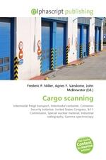 Cargo scanning
