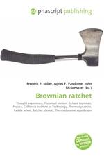Brownian ratchet
