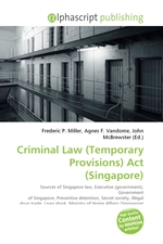 Criminal Law (Temporary Provisions) Act (Singapore)