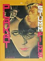 Plakat Des Stummfilms