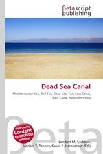 Dead Sea Canal