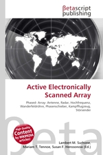 Active Electronically Scanned Array