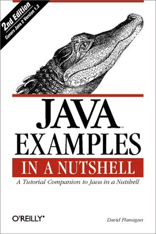 Java Examples in a Nutshell, Second Edition