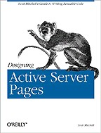 Designing Active Server Pages. На английском языке