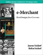 e-Merchant: Retail Strategies for e-Commerce. На английском языке