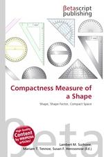 Compactness Measure of a Shape