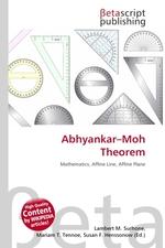 Abhyankar–Moh Theorem