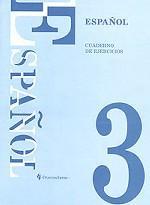 Espanol - 3. Cuaderno de ejercicios. Испанский язык. 3 класс. Рабочая тетрадь