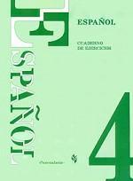 Espanol - 4. Cuaderno de ejercicios. Испанский язык. 4 класс. Рабочая тетрадь