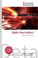 Eddie (text editor)