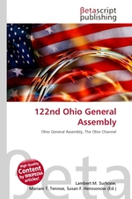 122nd Ohio General Assembly