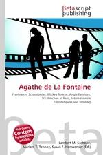 Agathe de La Fontaine
