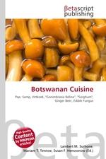 Botswanan Cuisine