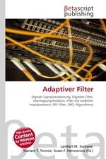 Adaptiver Filter
