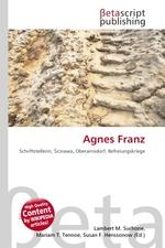 Agnes Franz