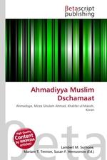 Ahmadiyya Muslim Dschamaat