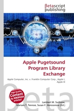 Apple Pugetsound Program Library Exchange