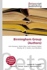 Birmingham Group (Authors)