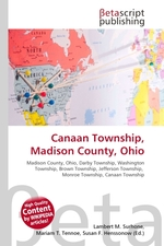 Canaan Township, Madison County, Ohio