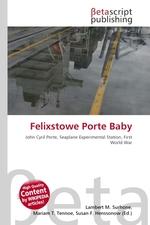 Felixstowe Porte Baby