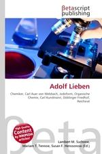 Adolf Lieben