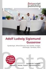Adolf Ludwig Sigismund Gusserow