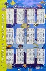 Таблица умножения (рыбки)