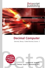 Decimal Computer
