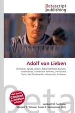 Adolf von Lieben