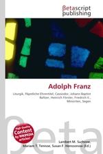 Adolph Franz