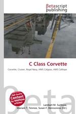 C Class Corvette