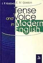 Tense and Voice in Modern English