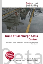 Duke of Edinburgh Class Cruiser