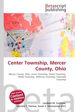 Center Township, Mercer County, Ohio