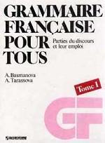 Французская грамматика для всех. Часть 1
