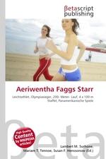 Aeriwentha Faggs Starr