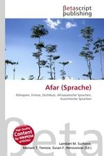 Afar (Sprache)